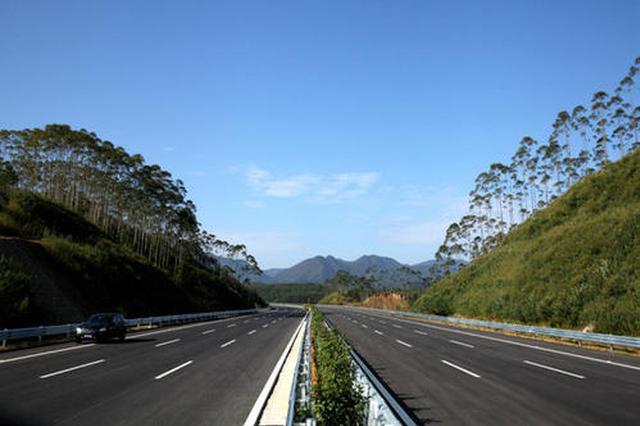 下月改扩建!大广高速吉安至南康段将扩至双向8车道