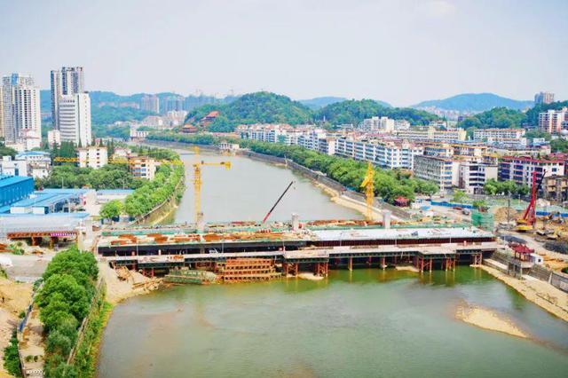 宜春这几条公交线路临时调整!事关秀江大桥!