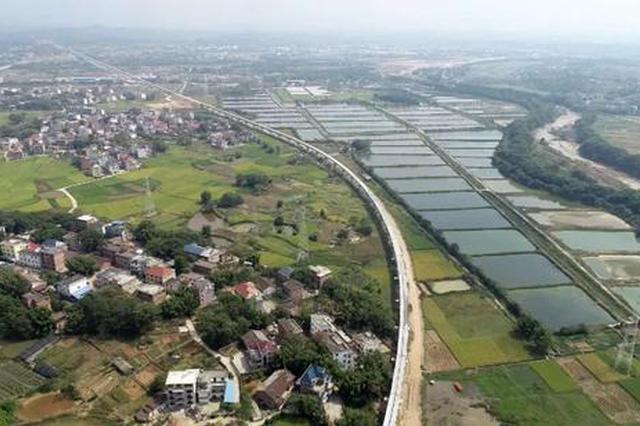 预计9月底正式通车!兴泉铁路有最新进展!