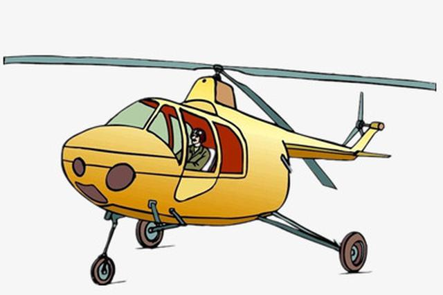 南昌设立8个直升机临时起降点 为医疗救护等提供保障