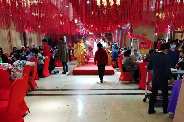 违规办婚宴设席14桌 南昌菜肴故事餐饮店停业整顿