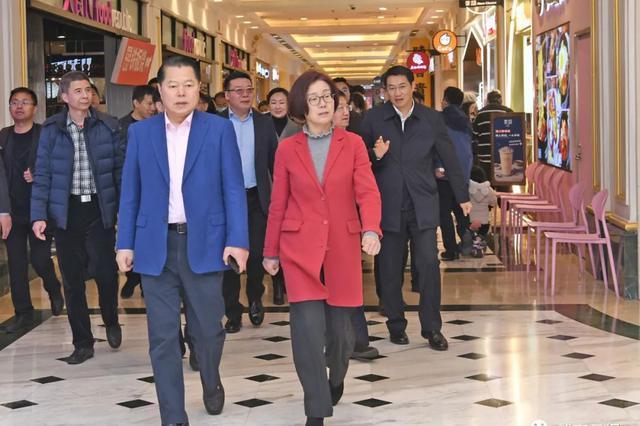 吴忠琼率队赴上海考察 对接洽谈重点项目合作