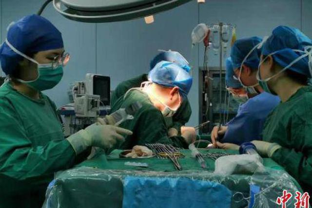 江西成功开展首例单一受体第三次肝移植