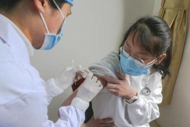中国妇基会向江西递捐5000支国产二价宫颈癌疫苗