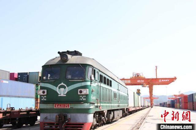 江西去年对RCEP其他成员国外贸进出口逾1323亿元