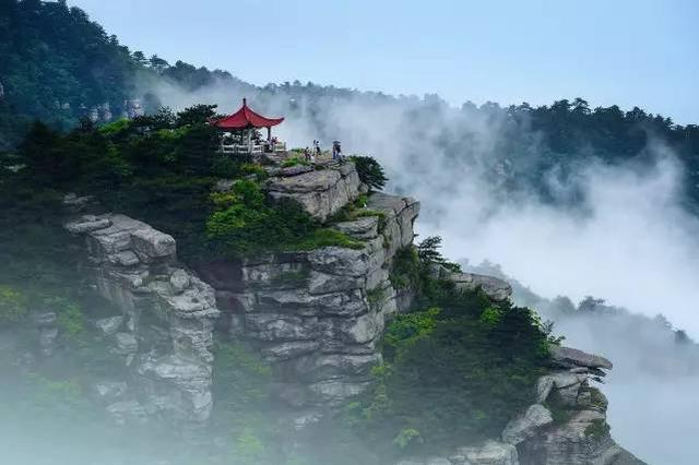 提醒!庐山山上景区实行部分时段旅游交通换乘