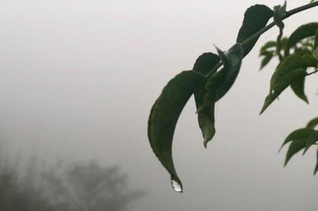 江西强对流天气进入高发期 明晚将迎来大范围暴雨