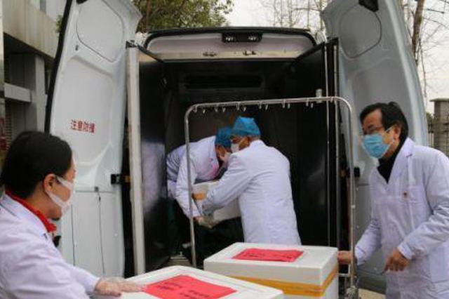 江西去年无偿献血46万余人 献血量达156.8吨