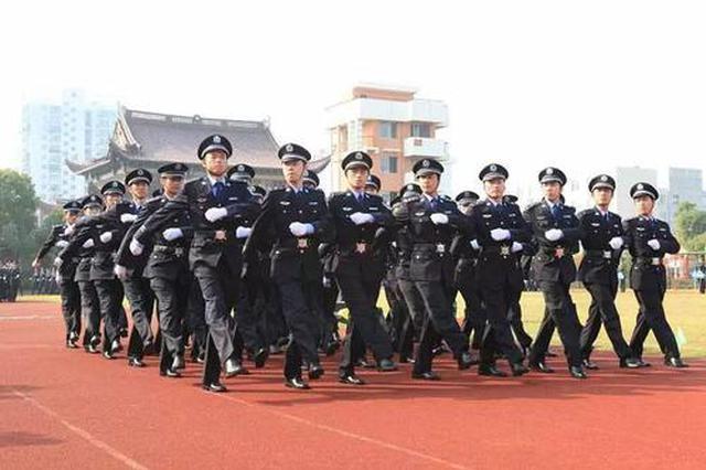 今年7所公安院校在赣招生926人 6月26日起进行面试体