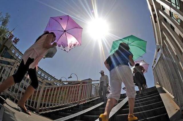 7月高温天偏多 或达13~15天 极端最高气温39~40℃
