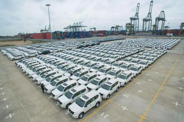 前7个月南昌进出口88.3亿元 汽车出口增长55.1%