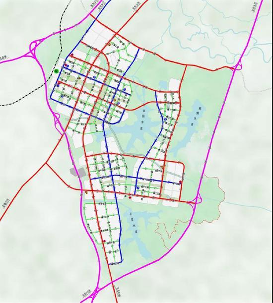 總投資約6.47億元!撫州又將新增兩條城市主干道