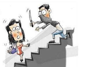 网上购买头套匕首抢劫女子 不料作案不到十分钟就被逮了