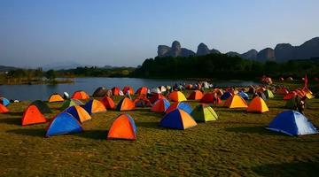 第十四届龙虎山国际帐篷节将举行