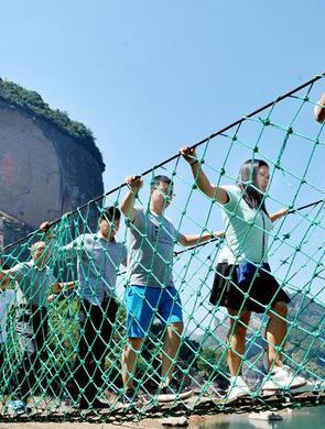江西广丰:假日尾声游客兴致不减