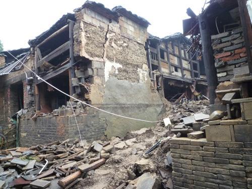 11月各类自然灾害共造成全国12万人受灾