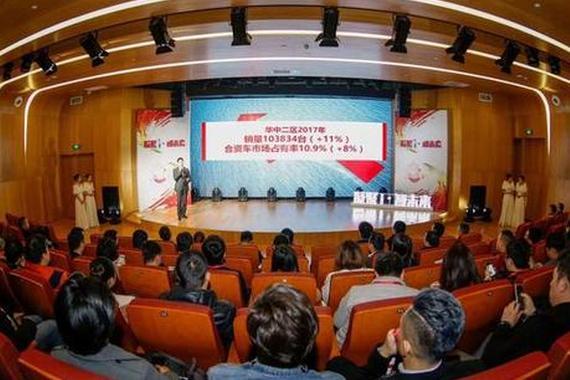 东风日产华中二区 2018新春媒体沟通会