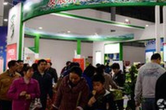 第十届绿博会在南昌开幕 市民可免费入场参展