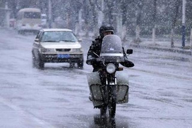 强冷空气来袭!未来几日江西将有一次降温和雨雪天气