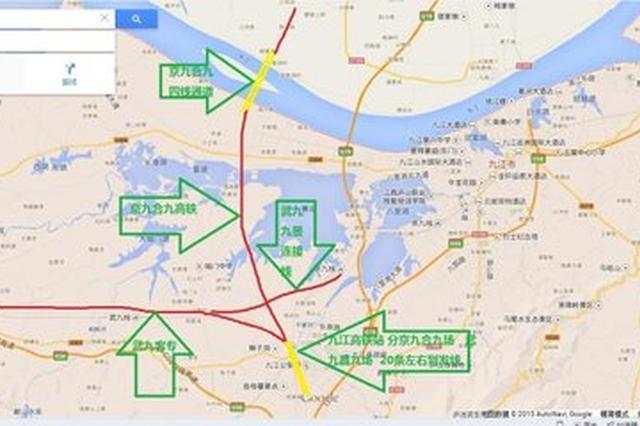 江西将依托京九、沪昆等高铁通道 建设高铁新区新城
