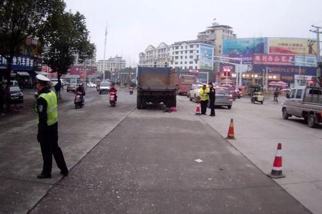 萍乡9岁女孩上学路上被辗身亡 竟是因为司机...