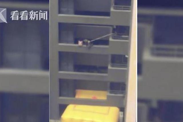 男子看女子跳楼失足坠亡 警方辟谣:?#21152;?#25233;郁症