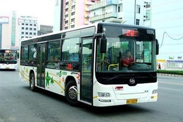 今年春节期间南昌市公交累计运送乘客400余万人次