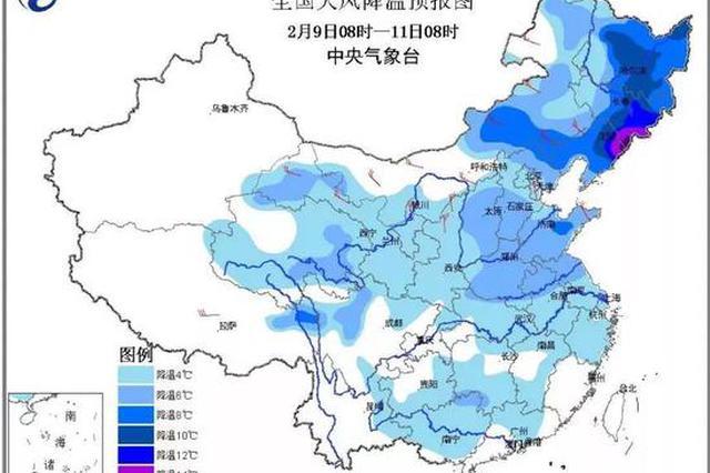 冷空气杀到!江西春节天气突然反转?!最糟心的是…