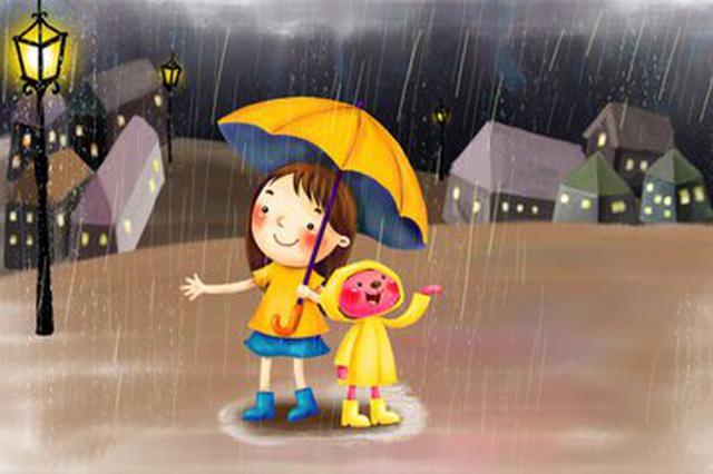 """南昌春节天气:假期7天全都""""泡""""在雨中"""