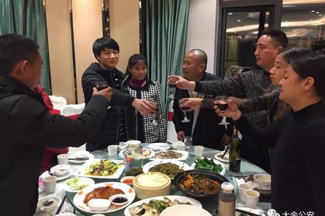 被拐26年 赣州一男子春节前和家人团聚(图)