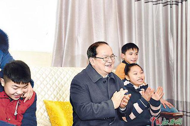 春的约定!鹿心社第6年走访南昌SOS儿童村