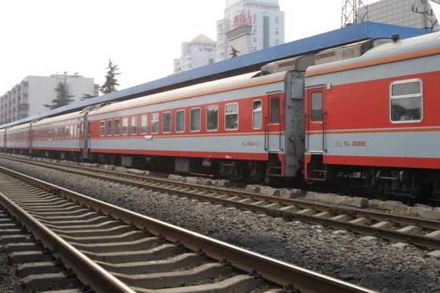 南铁加开东莞、上海虹桥方向以及管内间列车24趟