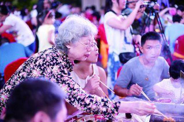 江西萍乡:一场别开生面的AA制千人宴