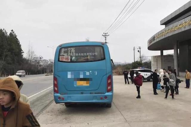 核载19人客车坐了37人 上饶一司机被刑拘