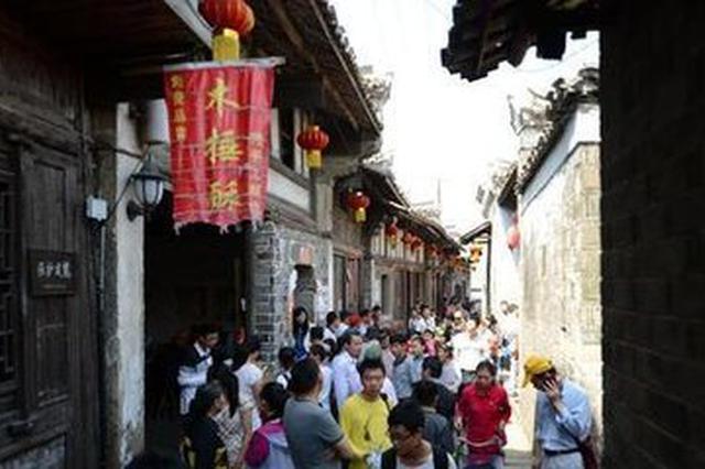 春节江西已接待游客2141.43万人次 旅游进账超118亿
