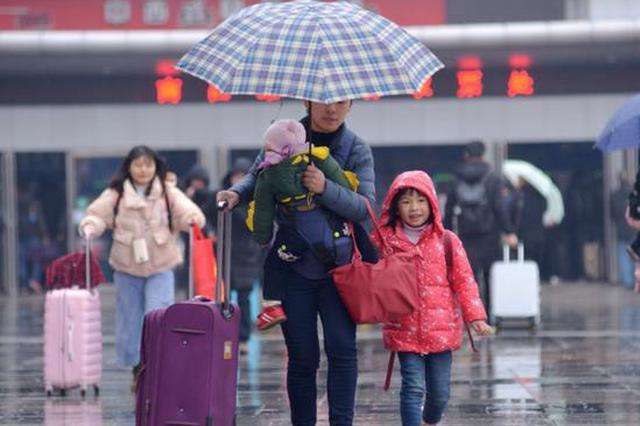 """节后江西要""""泡汤""""!整个3月真的全是雨雨雨雨雨?"""