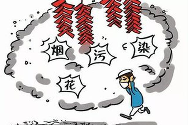 禁燃令打败PM2.5 春节假期南昌空气质量总体优良