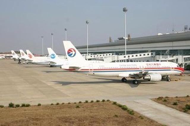 南昌昌北国际机场旅客吞吐量31万人次 同比增长82%