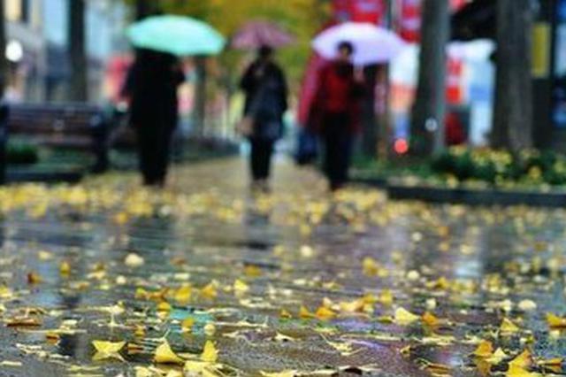 江西节后阴雨天不断 出行需注意安全