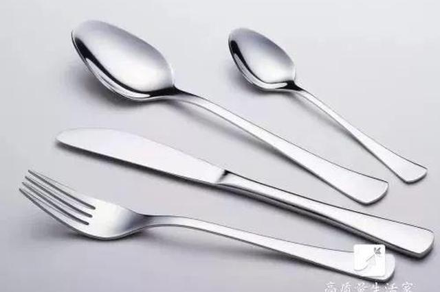 使用不锈钢餐具有这些禁忌 99%的人都不知道