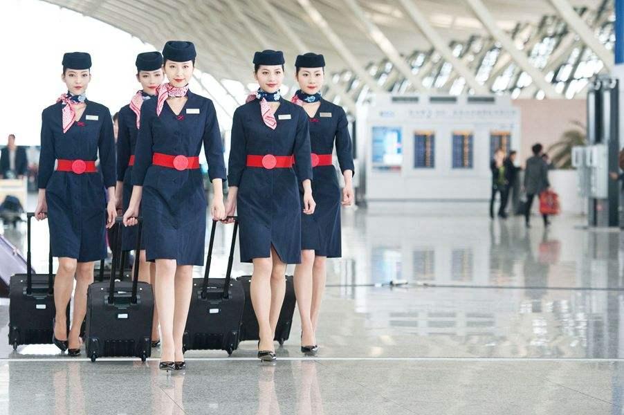 六高校在赣招收空乘和空中安保专业学生