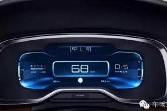 <em>液晶</em>如此成熟,为何汽车还使用指针<em>显示</em>?