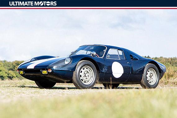 不比赛也傲娇 1964年款保时捷904 GTS