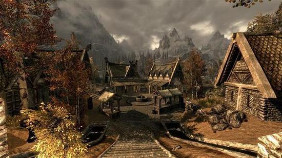 小村落的宁静只是暂时的