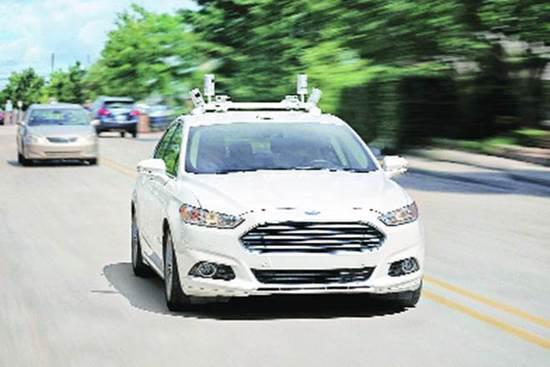 ,印度塔塔集团,无人驾驶汽车测试,3D激光雷达