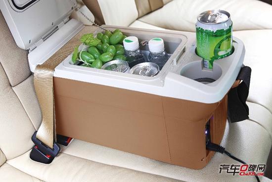 夏季来临 瓜子二手车带你挑选适合的车载冰箱