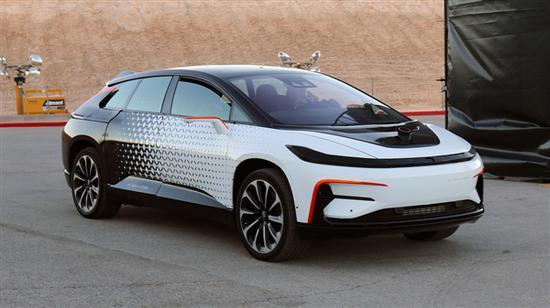 ,法拉第未来电动车