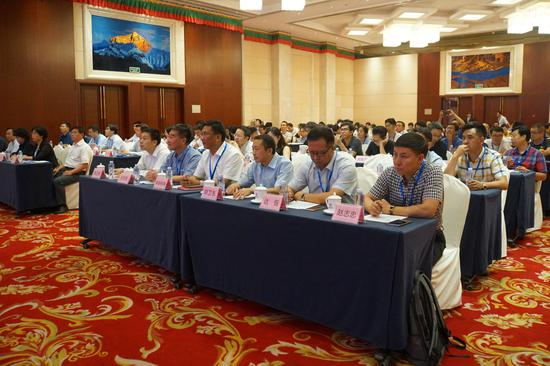 2017年汉藏双语应用程序开发大赛颁奖仪式举行