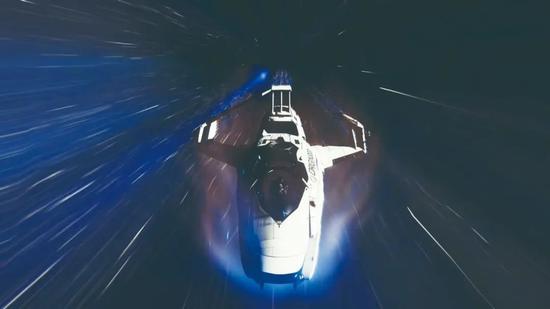 """从黑洞""""偷取"""" 太空旅行的动力"""