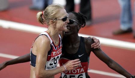 亚博:马拉松令人越跑越老 仍是越跑越年青